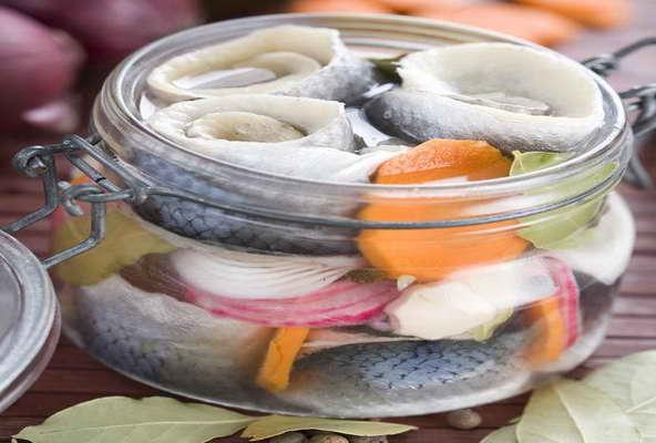 Соление свежей селедки в домашних условиях рецепт