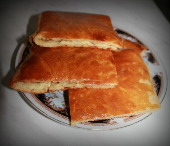 Самые простые хачапурики