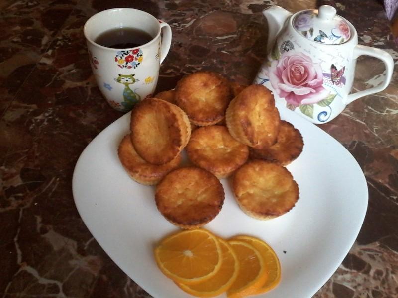 Фото кофе с вкусняшками